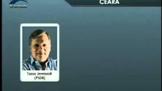 Abertura 2015 - Ex-governador Tasso Jereissati volta a integrar bancada do Ceará no Senado