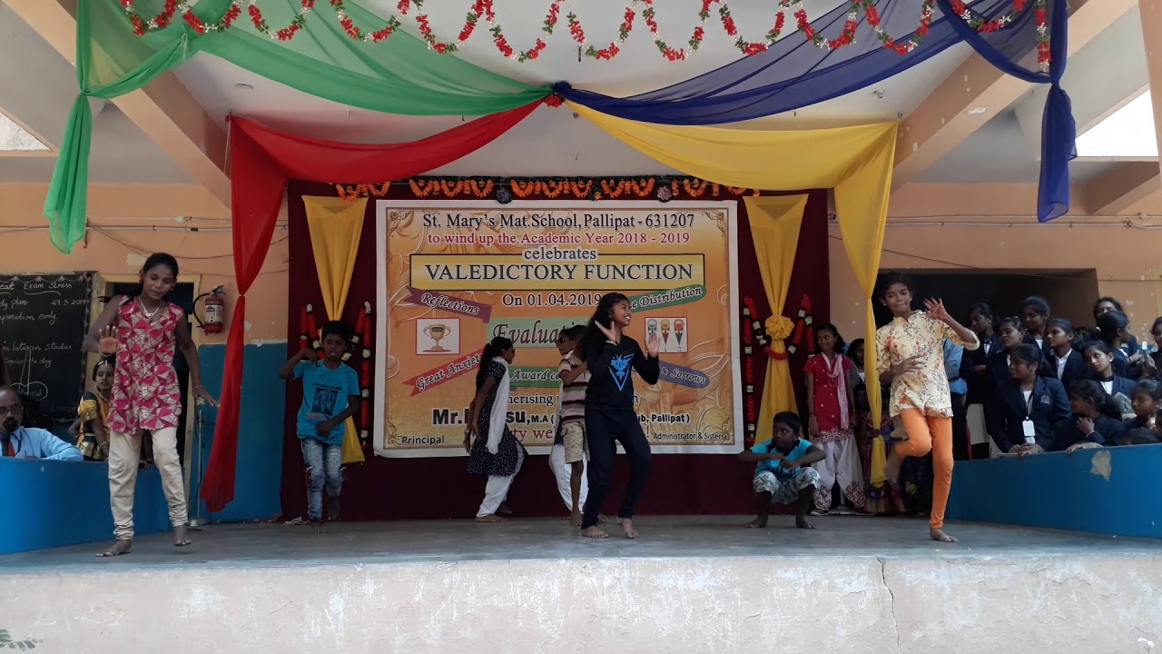 Dance performance by Green House on Valedictory Program #1