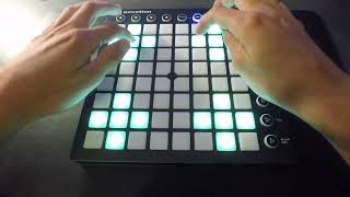 My first ever launchpad cover.
