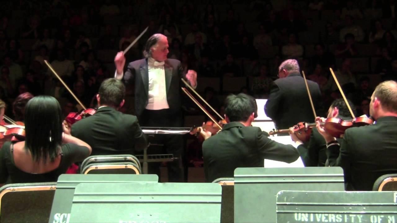 Saxophone Concerto - Glazunov