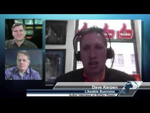 Being Authentic and Transparent in Business - with Dave Kerpen