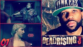 Dead Rising 3 Gameplay Walkthrough Part 7 - Investigate the Morgue