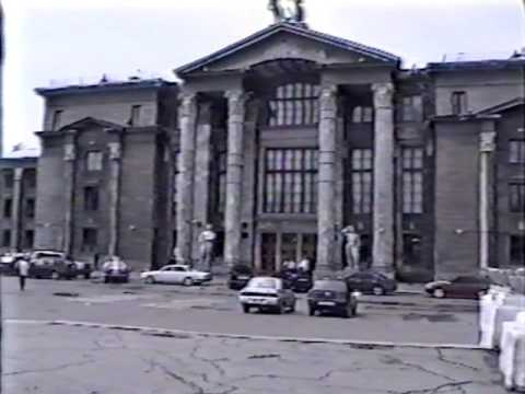 Пермь конца 90-х и начала нулевых годов