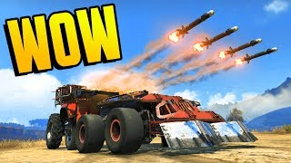 Crossout - I STILL CAN'T BELIEVE IT'S THIS GOOD! (Crossout Gameplay)