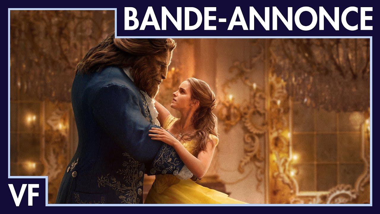La Belle et la Bête (2017) - Nouvelle bande-annonce (VF) I Disney