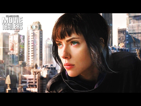 Ghost in the Shell | Creation doesn't mean control in new trailer