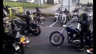 Alvin Stardust funeral escort