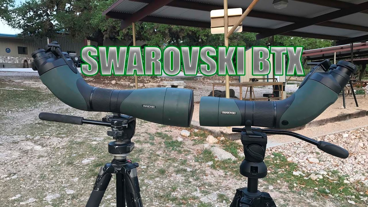 Swarovski Btx Quick Review By Ryan Avery Youtube