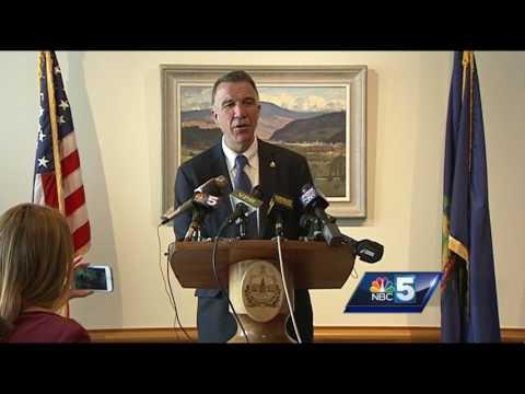 Full video: Gov. Phil Scott vetoes marijuana legalization