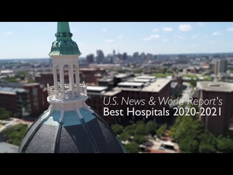A Video Message Of Appreciation For The 2020–2021 U.S. News & World Report Best Hospitals Rankings