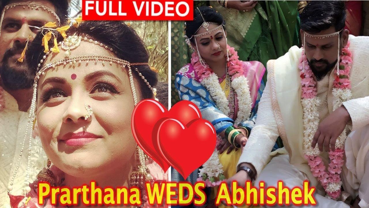 Prarthana behere wedding cakes