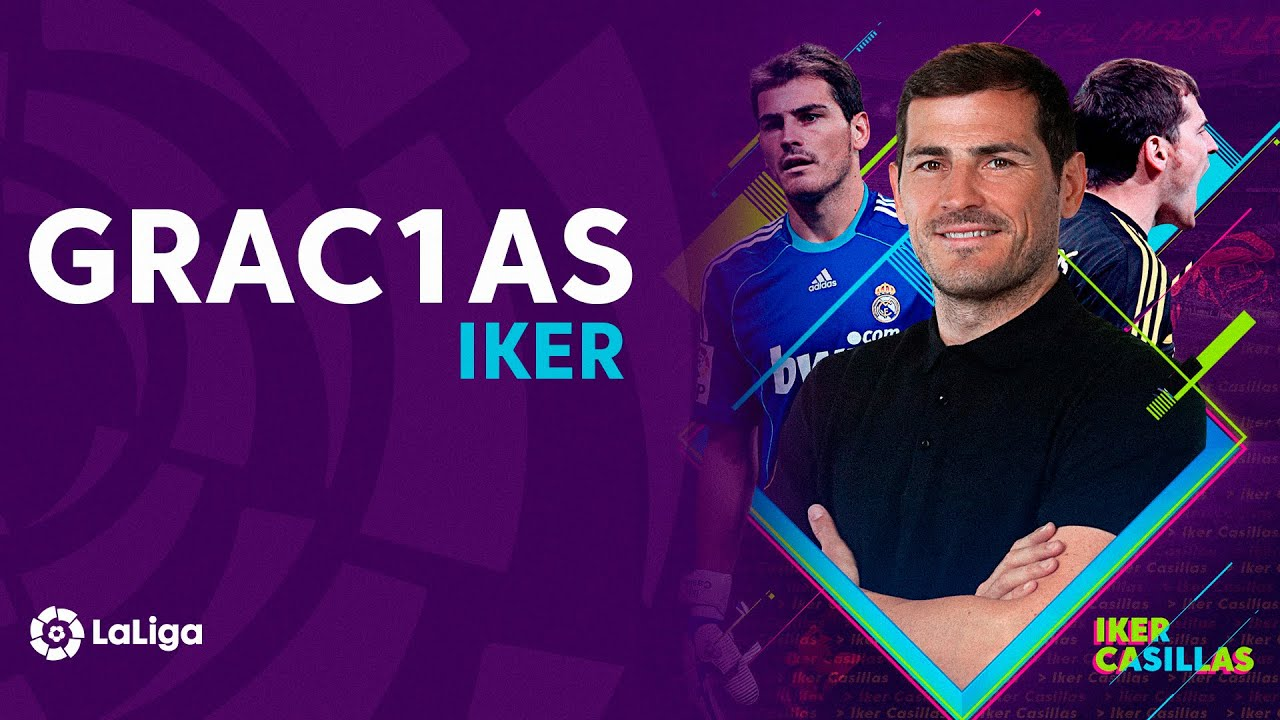 Iker Casillas BEST MOMENTS