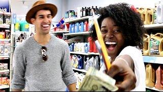 Magic In Walmart!