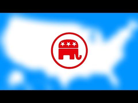 The 2016 US Republican Primaries