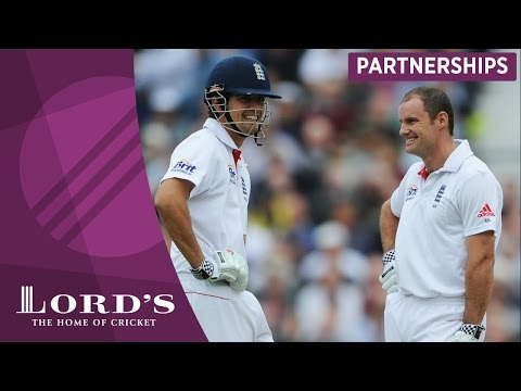Andrew Strauss & Alastair Cook - A 'Special Bond'