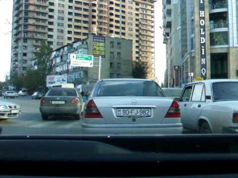 Baku,street....