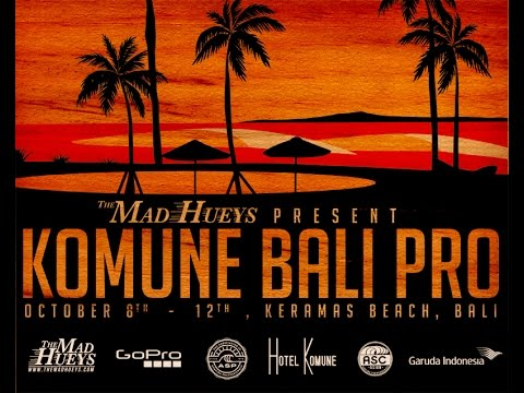 Komune Bali Pro - Day 2
