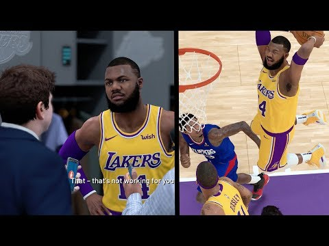 Crazy Game Turns Into Dunk Contest! Reporter Gets Roasted! NBA 2k19 MyCareer Ep. 34  
