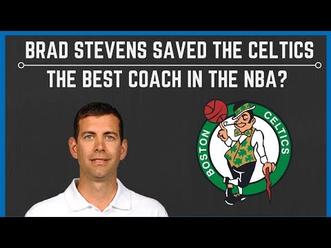 BRAD STEVENS: Coach of the Year and Boston Celtics Mastermind!