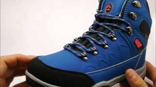 Обзор зимних ботинок унисекс