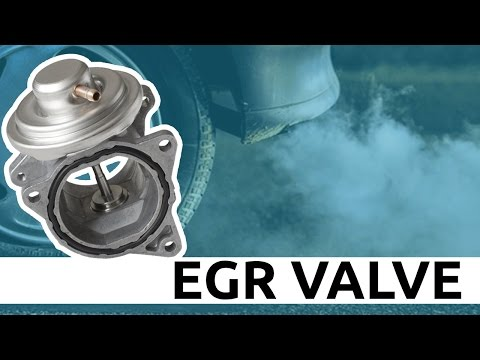 The Purpose of EGR (Exhaust Gas Recirculation)