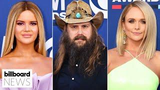 ACM Nominations 2021: Maren Morris, Chris Stapleton, Miranda Lambert | Billboard News
