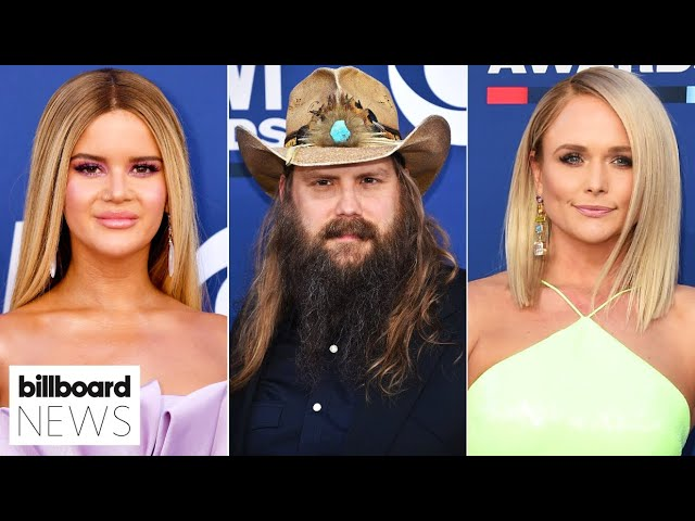 ACM Nominations 2021: Maren Morris, Chris Stapleton, Miranda Lambert | Billboard News