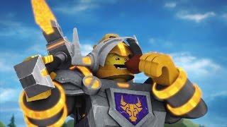 Джестро и Книга Монстров 6 серия.Лего мультики Нексо Найтс.Видео для детей.LEGO cartoon Nexo Knights