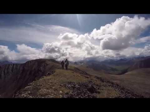 Hiking to the Yukon