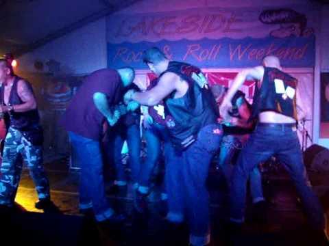 BLACK JACK'S ZÜRICH IN Ungarn ROCK'N'ROLL WEEKEND