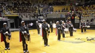 Alabama State Jamboree - Shaw (GA) v.s. Jefferson Davis High School Marching Band - 2015
