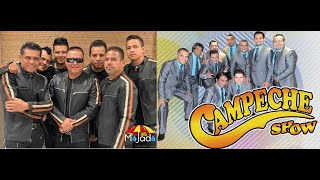 Grupo Mojado y Campeche Show - mano a mano