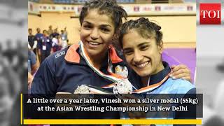2018 Commonwealth Games: Know your CWG athlete: Vinesh Phogat