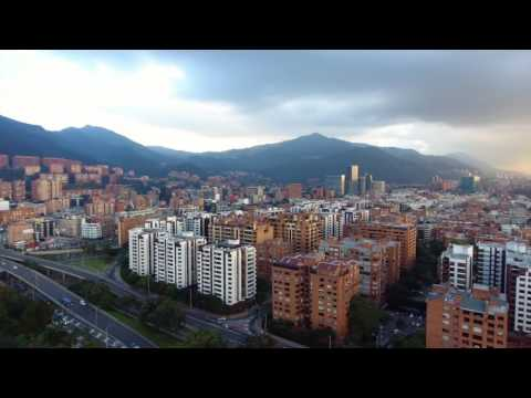 We Travel To BOGOTA, COLOMBIA!