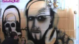 Rock The Biz: Making Of - Bus Graffiti part 2