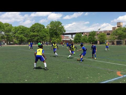 FC Harlem vs. Buenavista Halcones (5/14/2017) First Half