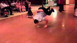 Dance belly flop