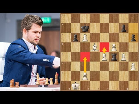 Pawn Storm of The Century || Carlsen vs Caruana || World Fischer Random Chess Championship (2019)