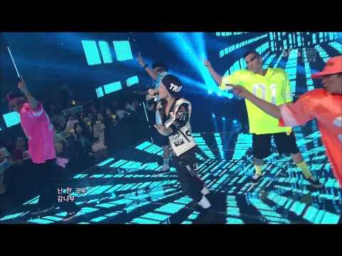 G-DRAGON_1014_SBS Inkigayo_CRAYON(크레용)
