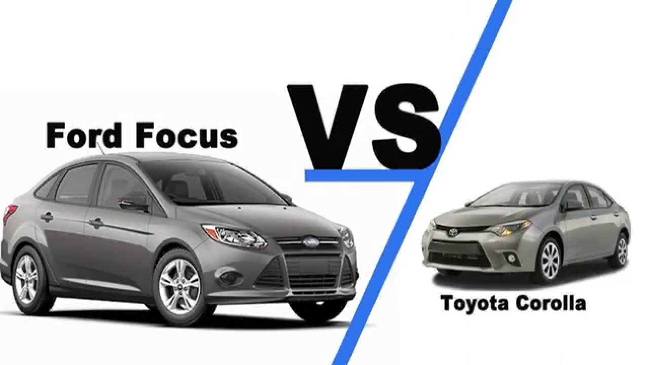 Ford vs toyota accounting