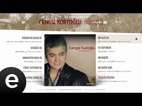 Geceler (Cengiz Kurtoğlu) Official Audio #geceler #cengizkurtoğlu