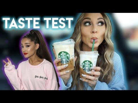 New Starbucks Cloud Macchiato Taste Test | YesHipolito