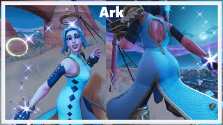 New Fortnite THICC Angel Skin Ark 😇 💦