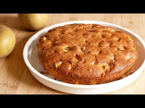 gâteau-aux-pommes-5-min-de-préparation-!-🍎