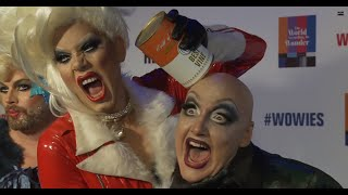 World of Wonder 2014 Holiday Party & Drag Ball Moments