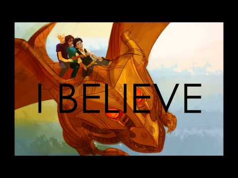 Heroes of Olympus ~ I Believe in Me and You