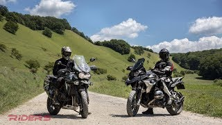 R1200GS vs. Tiger Explorer XCA | Review