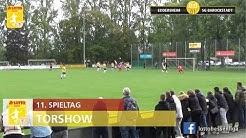 Torshow 11. Spieltag LOTTO Hessenliga 2019/2020