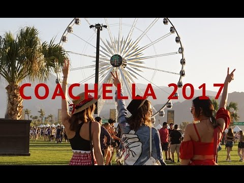 COACHELLA 2017 OUTFITS & VLOG | Song of Style