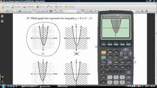 Algebra 2 & Trigonometry 2010 June Regents Answers